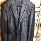 Дорогой стильный костюм West-Fasion! размер 46/182/80
