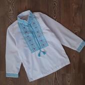 Красивая,качественная рубашка-вышиванка!Сост.отличное