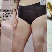 Германия!!! Высокие женские трусы с утяжкой живота, батальный размер! 56/58 евро!