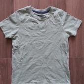 Хлопковая футболка для мальчика Lupilu! Германия! 110-116р.