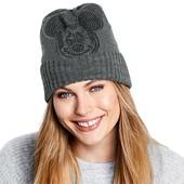 ☘ Шикарная вязаная шапка Mickey Mouse от Tchibo( Германия), размер универсальный