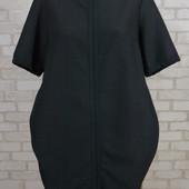 Платье базовое фактурное 50-52