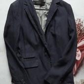 Льняной пиджак Zara M