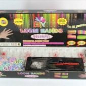 Резинки и станок для плетения браслетов Loom Band LB018
