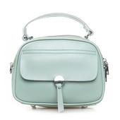 Фирменный кожаный клатч- сумочка от Alex Rai