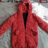 куртка 48 размер весна-осень, теплая зима