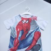 Стоп!;, Фирменная удобная яркая натуральная футболка от marvel