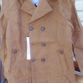 Распродажа! Стильный пиджак - куртка уличного типа! Утеплен