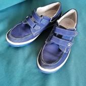 Туфли Lasocki для прогулок 34 размер, 21,5 см! кожа