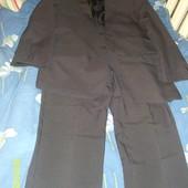 Костюм строгий\деловой мужской пиджак \брюки