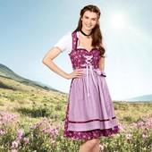 Очаровательный баварский костюм от Esmara размер нем 42