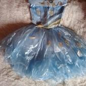 Платье на выпускной 128-134