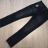 Германия! Термо джинсы на подкладе размер 182 рост, смотрите замеры! C&A slim leg