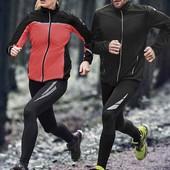 Отличная спортивная мембранная куртка ветровка для бега Crivit Pro Германия размер M (40/42)
