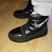 Зимние кроссовки, ботинки, полусапожки. Украина