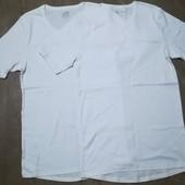 Лот 2 шт! Мужские футболки Livergy размер 7 /XL, много лотов с мужским бельём)