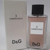 Женская туалетная вода Dolce & Gabbana L Imperatrice 3 100 ml (реплика)