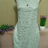 Нарядное,нежное платье на L-Xl в идеале