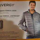 Демисезонная стеганая куртка мужская Livergy евро 52