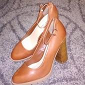 Кожаные туфли New Look
