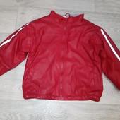 Куртка непромокайка,на рост 92,фирмы Nicks World