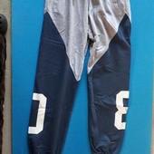 Стильные спортивные штаны джоггеры, трикотаж длина 82' 87'89 см