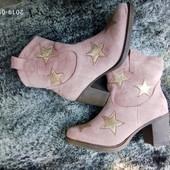Женские ботинки!41р-26 см