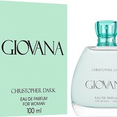 Парфюмована вода Giovana Woman від бренда Christopher Dark
