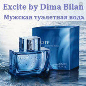 Туалетная вода Excite by Dima Bilan 17540