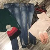 Пакет одежды женский, размер s