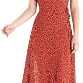 ☘ Лот 1 шт ☘ Жіноче плаття максі Our Heritage (Англія), рр. наш 50: хL євро