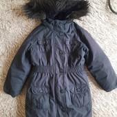 пуховик пальто куртка GAP 4-5 лет