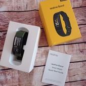 Оригинал Realme Band! Новый фитнес трекер, смарт часы, фитнес браслет от бренда Realme Band