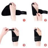 Магнітна вальгусна шина Relax Foot Magnet Fix