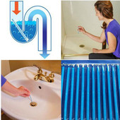 Палочки для очистки водосточных канализационных труб В лоте одна упаковка