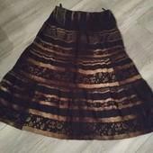 Очень красивая юбка шитье,вся расшитая!