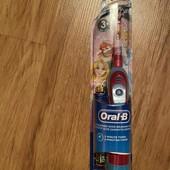 Елетричні зубні щітки для дітей