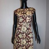 Качество! Стильное натуральное платье от датского бренда Villa, в новом состоянии