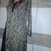 шикарне плаття тигрове з секретом