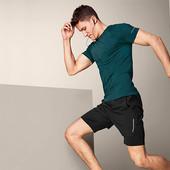 ☘ Функціональна футболка для активного спорту Tchibo (Німеччина), розмір: 56-58 (XL євро)