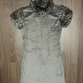 Плюшевое платье туника Marions на рост 158см Турция