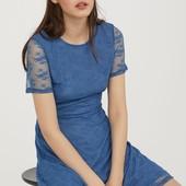 H&M платье из воздушного кружева