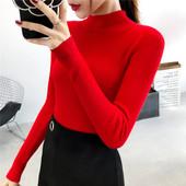 Супер мягкий шикарный пуловер гольф. One size -универсальный размер. Цвет на выбор!!!
