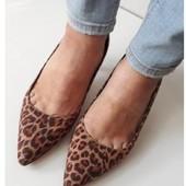 Классные туфельки от fiore, стелька 25,5 см.