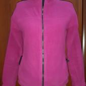 Флисовая кофта-куртка на молнии,фирмы Jdc,размер М
