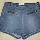 Стильные летние шорты размер хс/с замеры на фото