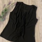 Женская блуза. Размер m(ориентироваться на замеры). В хорошем состоянии.