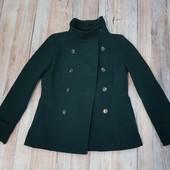 Женское демисезонное укороченое пальто
