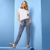 Шикарные трикотажные брюки от Tchibo (германия) размер 40/42 евро, на наш 46/48