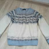 Стильный/тёплый свитер /New Look /M!!!